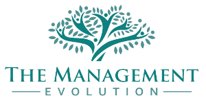 The Management Evolution Logo